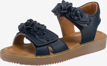 Jochie & Freaks Sandale in Blau
