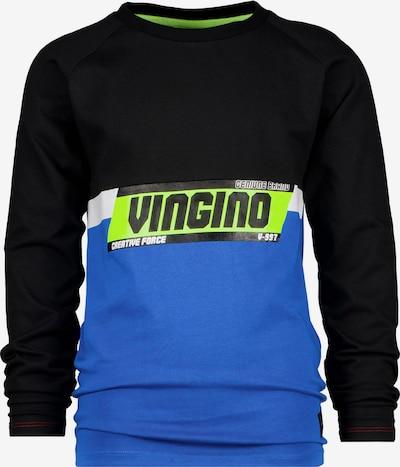 VINGINO T-shirt 'JEVON' i himmelsblå / gul / svart / vit, Produktvy