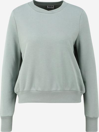 Noisy May (Petite) Sweatshirt 'LUPA' in de kleur Mintgroen, Productweergave