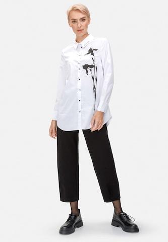 HELMIDGE Blouse in White