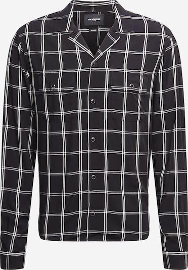 The Kooples Hemd in schwarz / weiß, Produktansicht