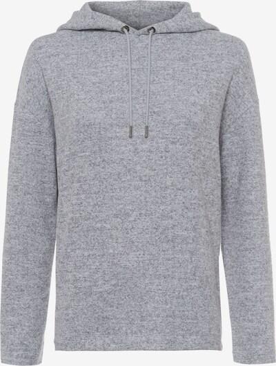 zero Sweatshirt in hellgrau, Produktansicht