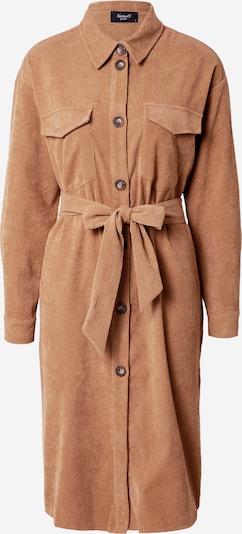 SISTERS POINT Robe-chemise 'Vester-L.Sh' en marron, Vue avec produit