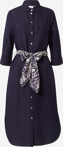 s.Oliver BLACK LABEL Kleid in Blau