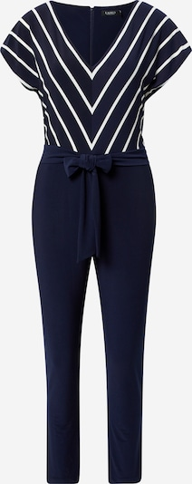 Lauren Ralph Lauren Jumpsuit 'DEIRDRE' in Navy / White, Item view
