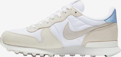 Nike Sportswear Sneaker in beige / weiß, Produktansicht