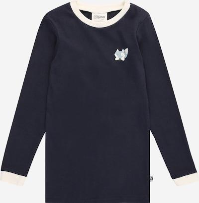 JACKY Camiseta térmica en azul oscuro / blanco, Vista del producto