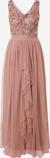 Rochie de seară 'YASMIN' Sistaglam pe auriu - roz / rosé, Vizualizare produs