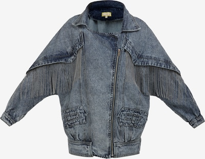 MYMO Jeansjacke in blue denim, Produktansicht