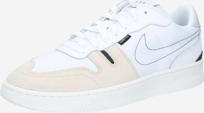 Nike Sportswear Zapatillas deportivas bajas 'SQUASH-TYPE' en talco / blanco, Vista del producto