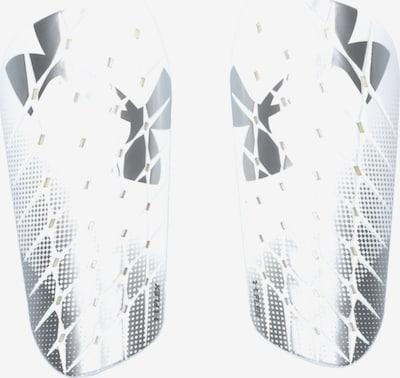 UNDER ARMOUR Schienbeinschoner in weiß, Produktansicht