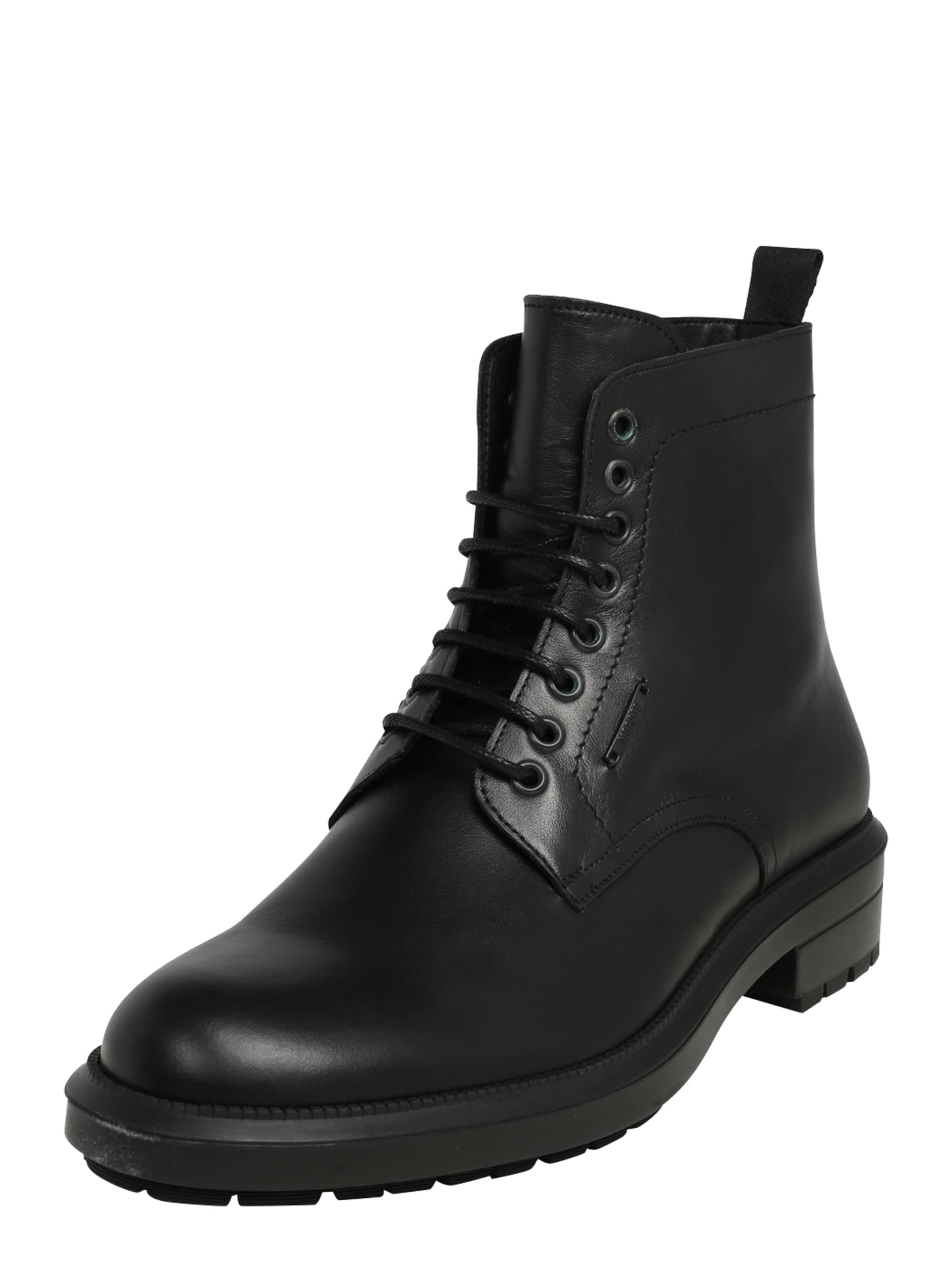 ANTONY MORATO Boots med snörning 'Ulster' i svart