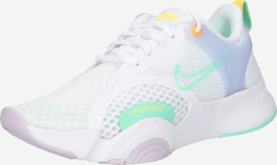 NIKE Chaussure de sport 'SuperRep Go 2' en menthe / lilas / blanc, Vue avec produit