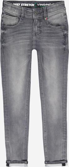VINGINO Jean 'ENNIO' en gris denim, Vue avec produit
