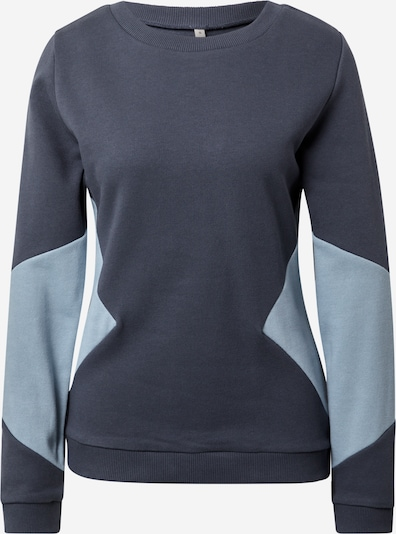 Degree Sweater majica 'Triangle' u plava / svijetloplava, Pregled proizvoda