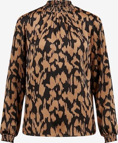VILA Blusa 'Sofie' en marrón / negro, Vista del producto