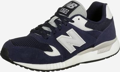 new balance Sneaker 'ML570' in blau / weiß, Produktansicht