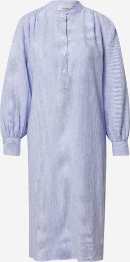 Masai Kleid 'Natma' in rauchblau / weiß, Produktansicht
