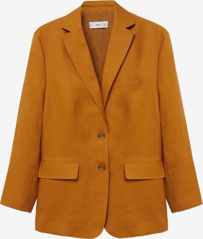 MANGO Blazer in orangerot, Produktansicht