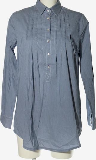 Flowers for Friends Langarm-Bluse in S in blau / weiß, Produktansicht