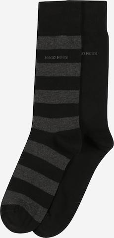 Chaussettes BOSS Casual en noir