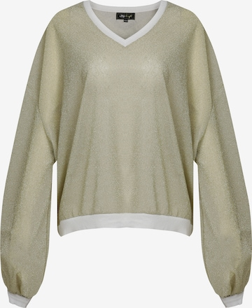 Pull-over oversize myMo at night en or
