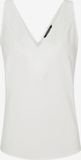 COMMA Blusentop in weiß, Produktansicht