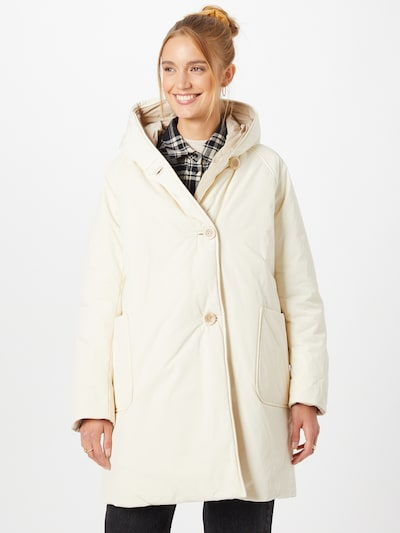OOF WEAR Mantel 'OF 18' in weiß, Modelansicht