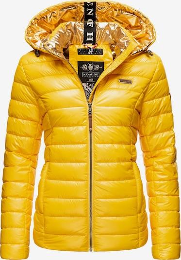 Giacca invernale 'Aurelianaa' NAVAHOO di colore giallo, Visualizzazione prodotti