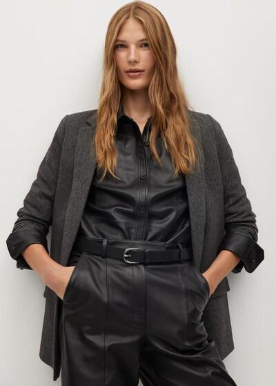 Blazer 'Eleonor' MANGO di colore grigio, Visualizzazione modelli