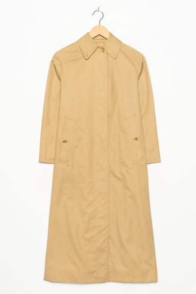 BURBERRY Trenchcoat in M in sand, Produktansicht