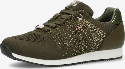 Sneaker low 'DJAIMY2' MEXX pe kaki / verde deschis, Vizualizare produs