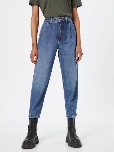 DRYKORN Jeans 'DECIDE' in blue denim, Modelansicht