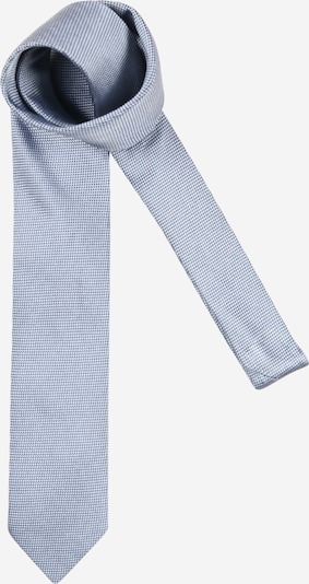 HUGO Cravate en bleu clair, Vue avec produit