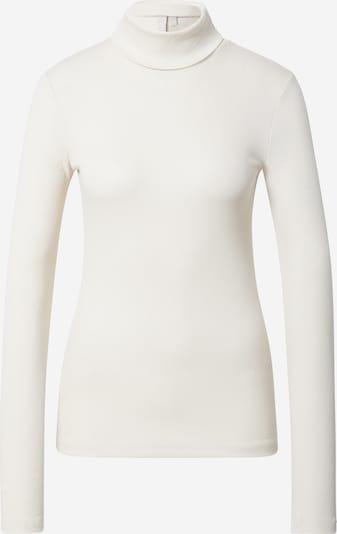 PIECES Shirt 'Birdie' in weiß, Produktansicht