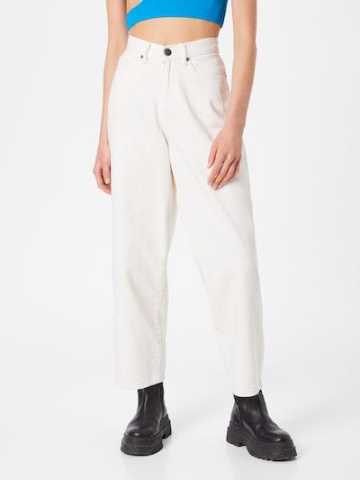 Urban Classics Džínsy - biela, Model/-ka
