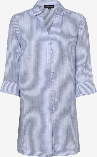 Franco Callegari Bluse in pastellblau / weiß, Produktansicht