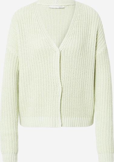Geacă tricotată OUI pe verde pastel, Vizualizare produs