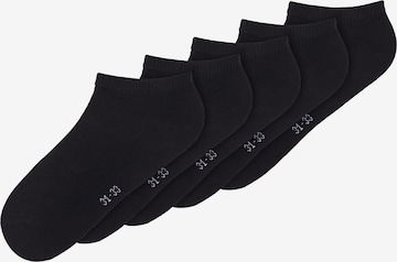 NAME IT Socken in Schwarz