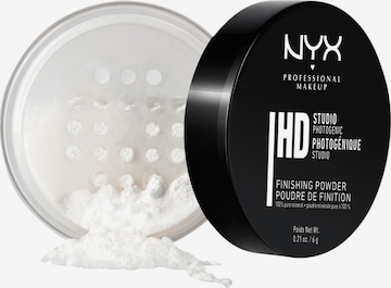 NYX Professional Makeup Powder in White