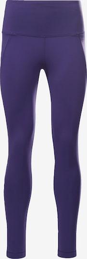 Sportinės kelnės iš REEBOK , spalva - tamsiai violetinė, Prekių apžvalga