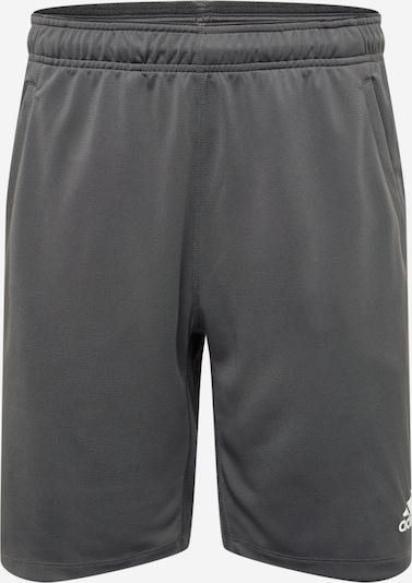 ADIDAS PERFORMANCE Παντελόνι φόρμας σε σκούρο γκρι, Άποψη προϊόντος