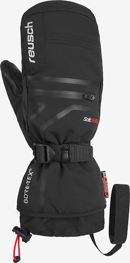 REUSCH Athletic Gloves 'Down Spirit GTX Mitten' in Black / White, Item view