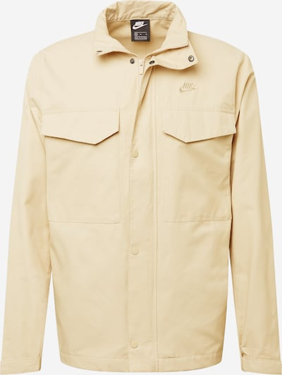Nike Sportswear Veste mi-saison en beige clair, Vue avec produit
