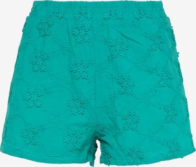 IZIA Broek in de kleur Jade groen, Productweergave