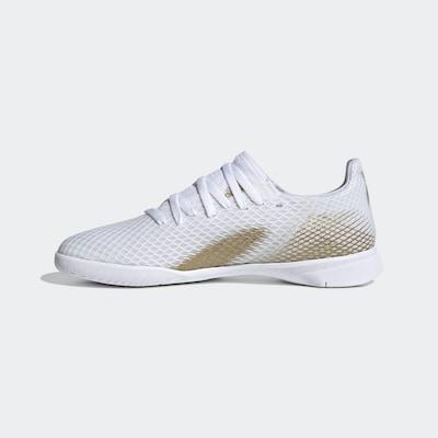 ADIDAS PERFORMANCE Sportschoen 'X Ghosted.3 IN' in de kleur Wit, Productweergave