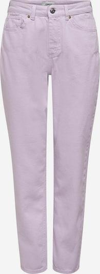 ONLY Jeans 'VENEDA' in helllila, Produktansicht