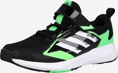 ADIDAS PERFORMANCE Спортни обувки в неоново зелено / черно / бяло, Преглед на продукта