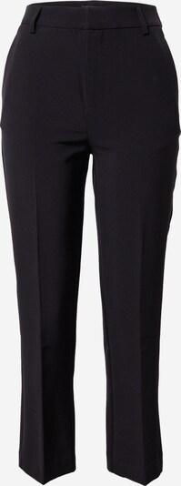 Gina Tricot Pantalon à plis 'Lisa' en noir, Vue avec produit