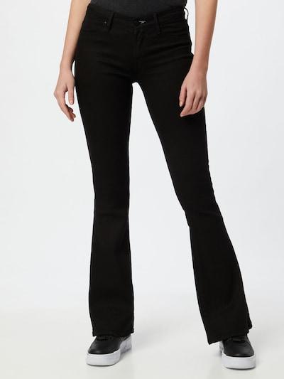 DENHAM Jeans 'FARRAH' in de kleur Zwart, Modelweergave